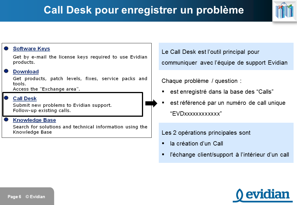 Formation à Evidian SafeKit - Support - Slide 6