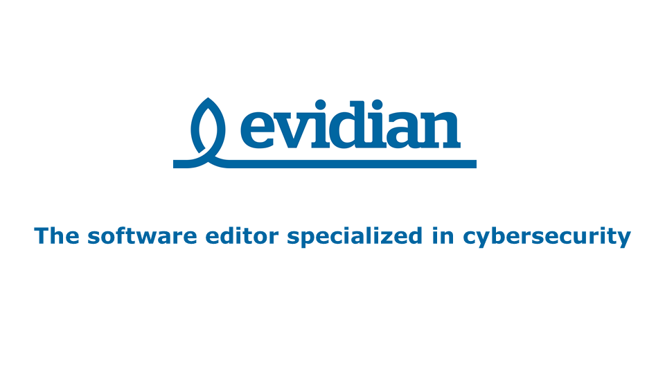 Evidian - Security Software Publisher - Slide 1