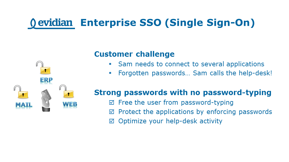 Evidian - Security Software Publisher - Slide 6