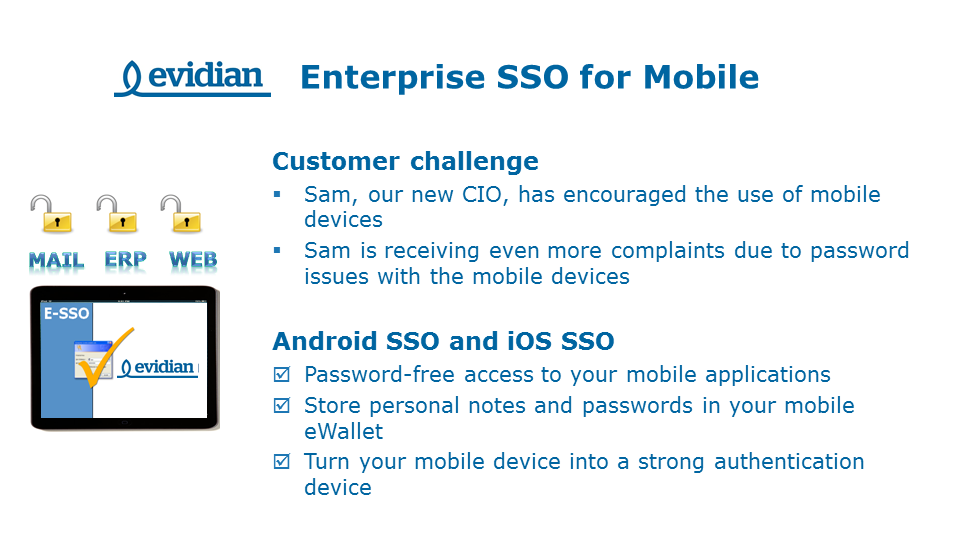 Evidian - Security Software Publisher - Slide 7