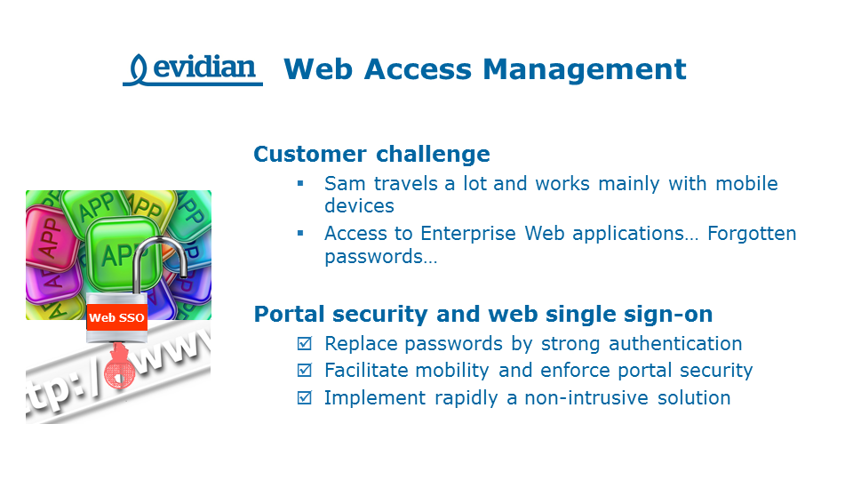 Evidian - Security Software Publisher - Slide 8