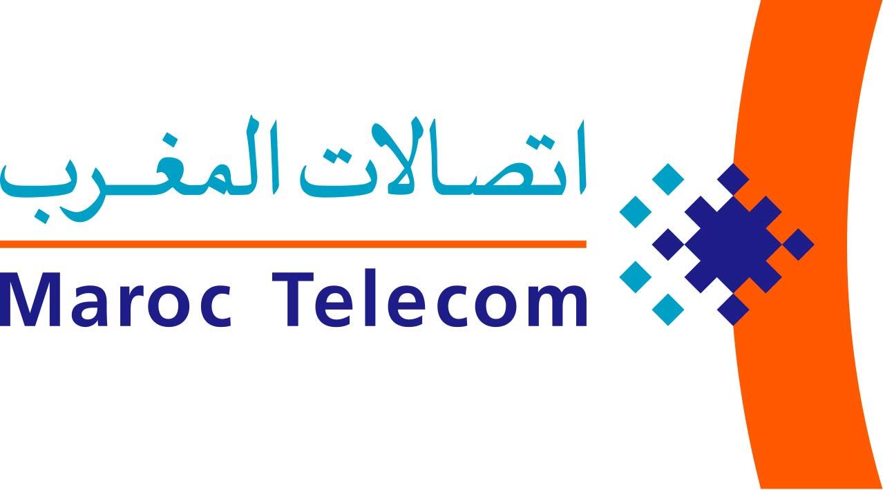 Maroc Telecom (モロッコ) logo