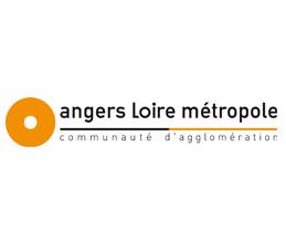 アンジェ ロワールの都市コングロマリット (フランス) logo