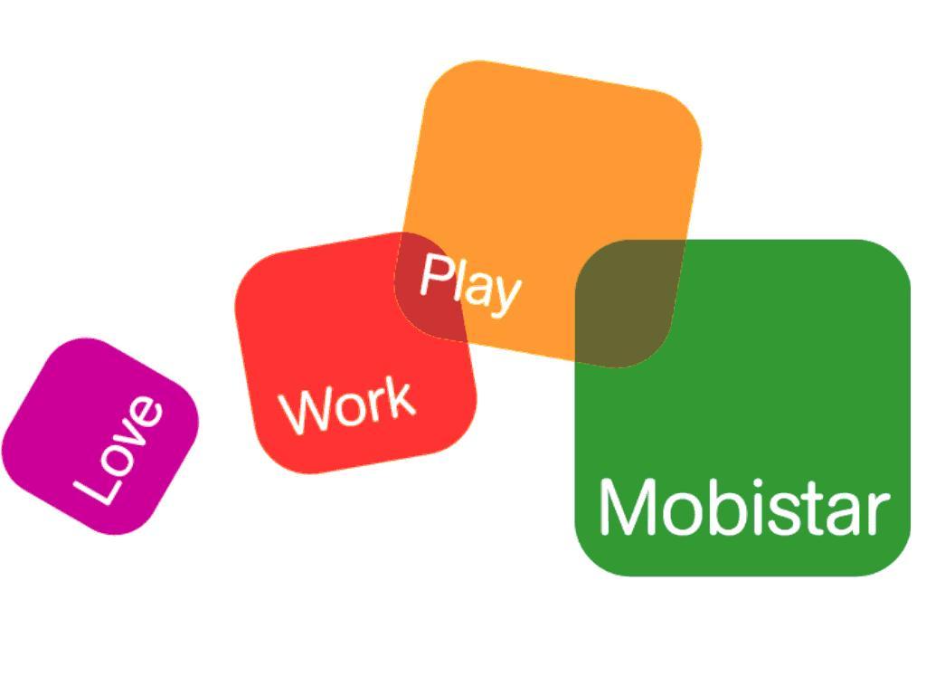 Mobistar (ベルギー) logo