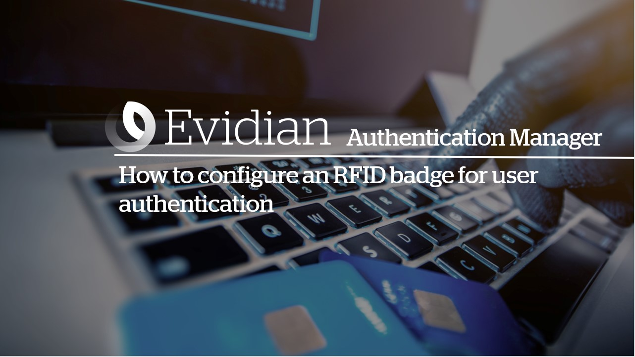 What is authentication management (smartcard, biometrics, RFID…)?