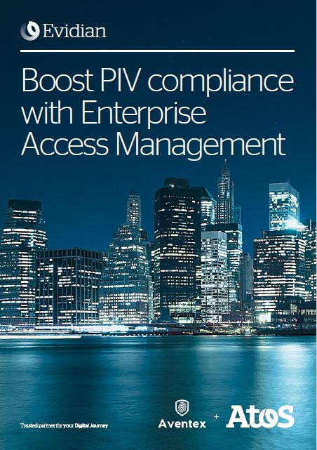 Brochure: Boost PIV compliance with Enterprise Access Management